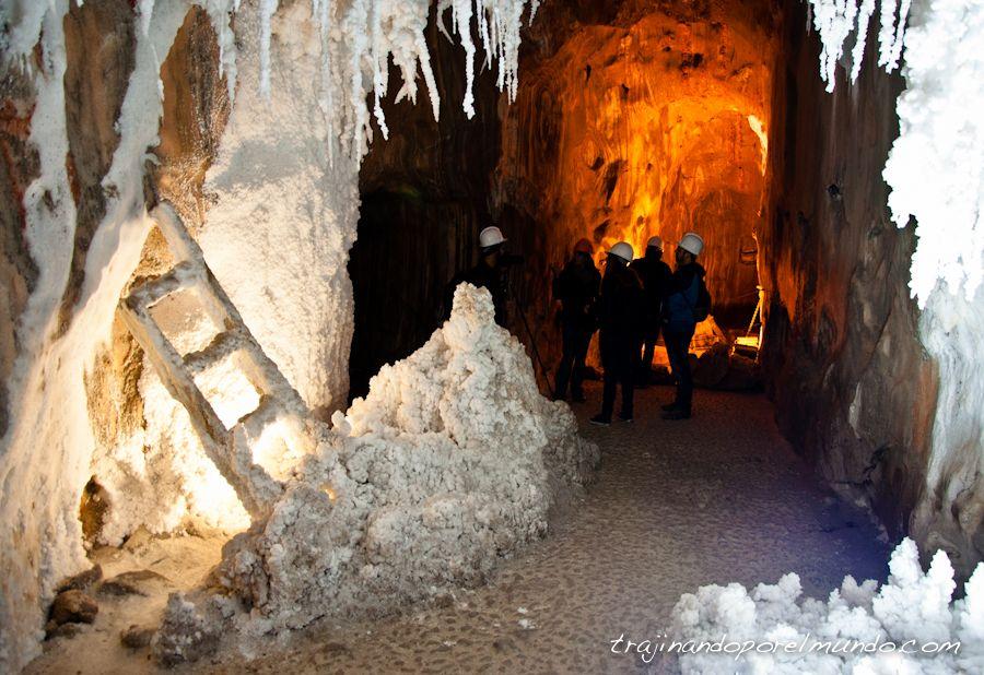 mina sal, cardona, visita, turismo activo, rural, barcelona