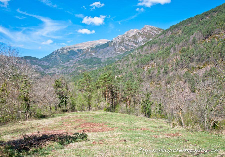 pirineos, barcelona, senderismo, escapada rural