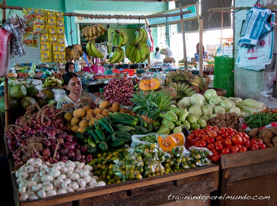 comida vegetariana, filipinas, viajar, comer en filipinas, barato