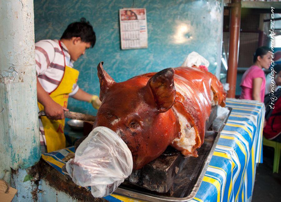 filipinas, platillos tipicos, comer barato, gastronomia de filipinas