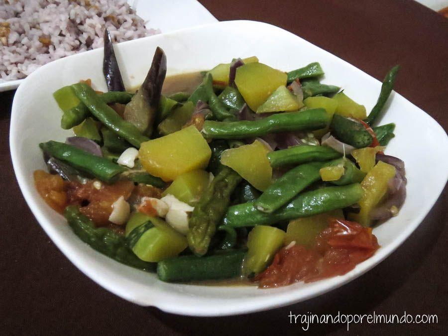 comer en filipinas, restaurantes vegetarianos, barato, carne