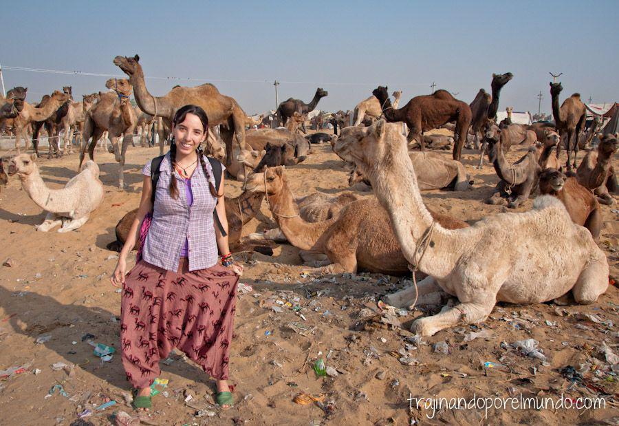 viajar sola a india, mujeres, compras, ropa, consejos