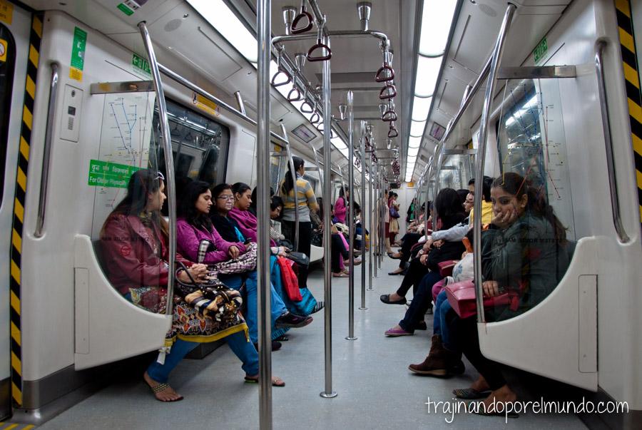 viajar sola a india, consejos, mujeres, transporte