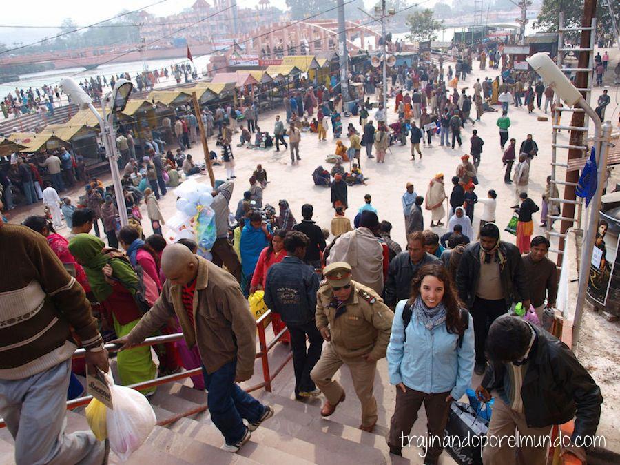 consejos para viajar a india, mujeres, viajeras, peligro,