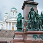 Postales de las Capitales Bálticas