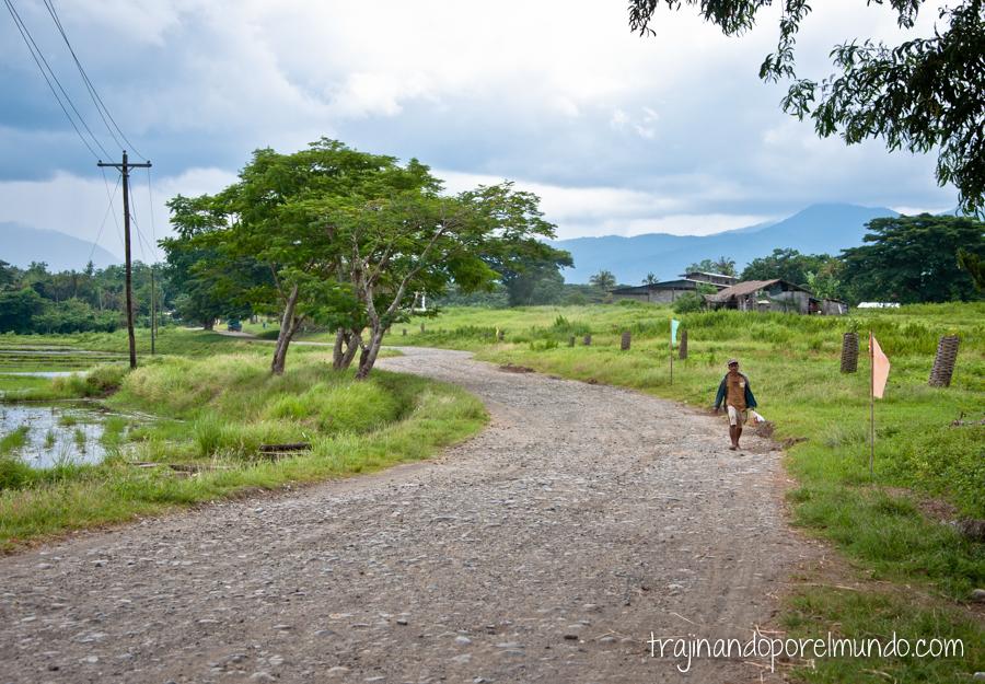Visitando el penal de Iwahig en Palawan, Filipinas