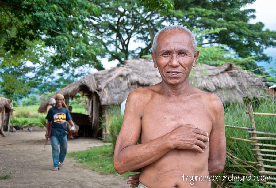 Reclusos del penal de Iwahig, Palawan