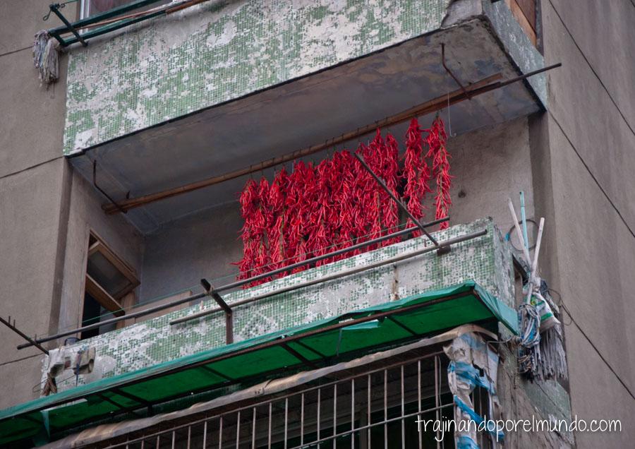 Costumbres chinas en Chengdu