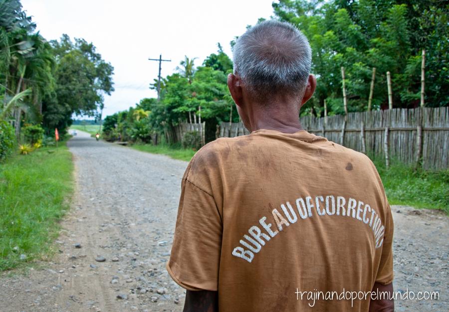Preso de Iwahig, Palawan Filipinas
