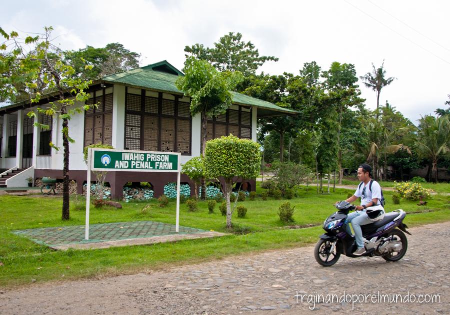 Pueblo en el que viven los reclusos y sus familias, Filipinas