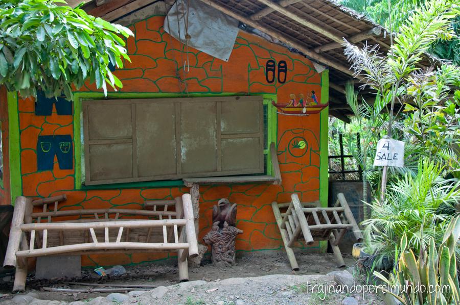 Casa en venta dentro de la cárcel de Iwahig