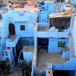 Pensamientos azules en Jodhpur