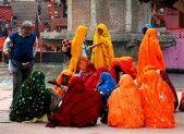 Kumbh Mela: el río se viste de fiesta