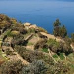El lago sagrado, primera parte: Despedida de Bolivia