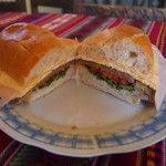 Empanadas, milanesas y trucha: Mi alimentación en Sudamérica.