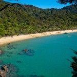 Trekking en el Parque Nacional de Abel Tasman