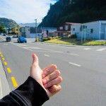No sin mi coche: autobús y autostop en Nueva Zelanda (vídeo)