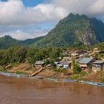 Nong Khiaw: un pequeño paraíso en el norte de Laos