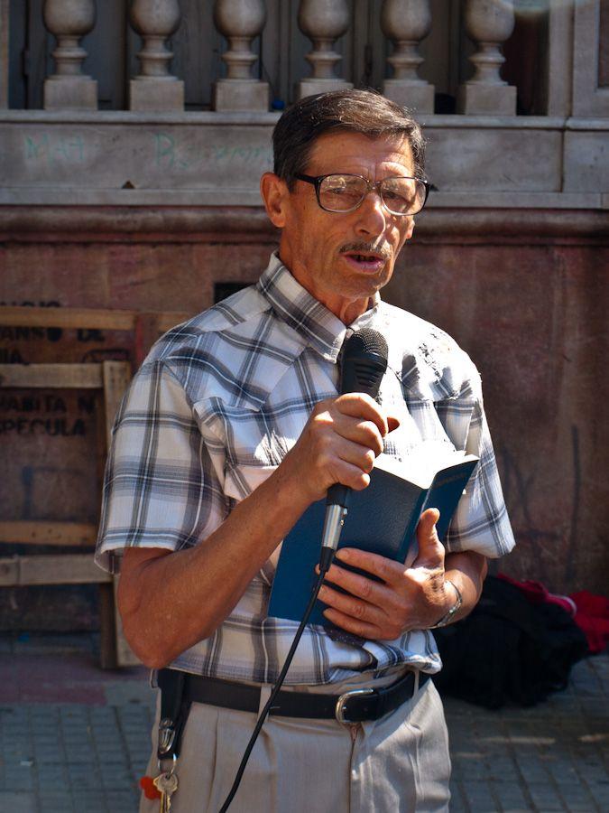 predicador, montevideo, religion, uruguay