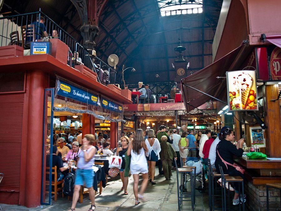 montevideo, donde comer, barato, mercado, puerto, uruguay