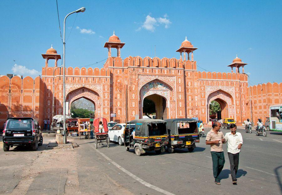 Jaipur: puerta de entrada a la Ciudad Rosa
