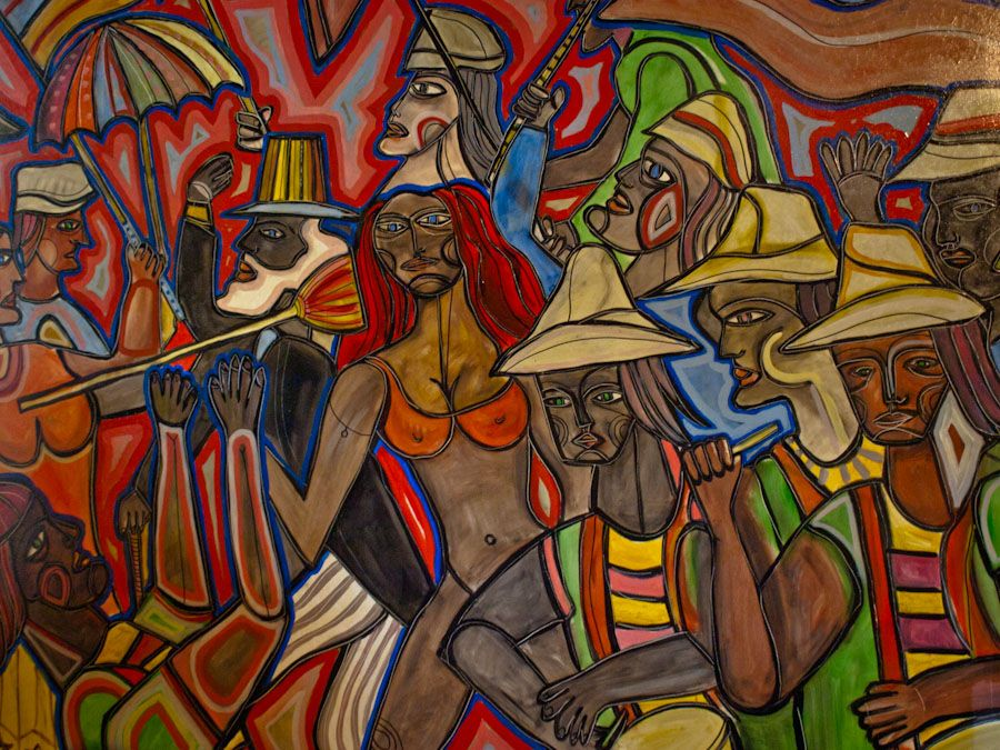 montevideo, carnaval, uruguay, candombe. museo