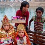 Chitrakoot o «la pequeña Varanasi»