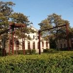 Viaje a Le Tarn, Francia: Durmiendo en una antigua escuela militar