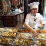 Mi alimentación en Rusia: comida de supervivencia