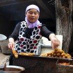 Xi'an: el barrio musulmán y la historia de la salchicha