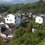 El condado de Wuyuan y las compañías en los viajes