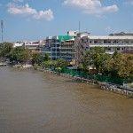 Inundaciones en Bangkok: situación varios meses después