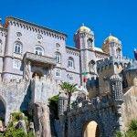El Palacio da Pena: reyes y reinas en la Costa de Estoril