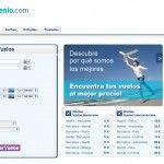 Comprar billetes de avión con TravelGenio: nunca más