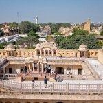 """Qué ver en Jaipur: los seis imprescindibles de la """"Ciudad Rosa"""""""